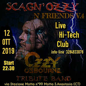 Scagn'Ozzy and Friends